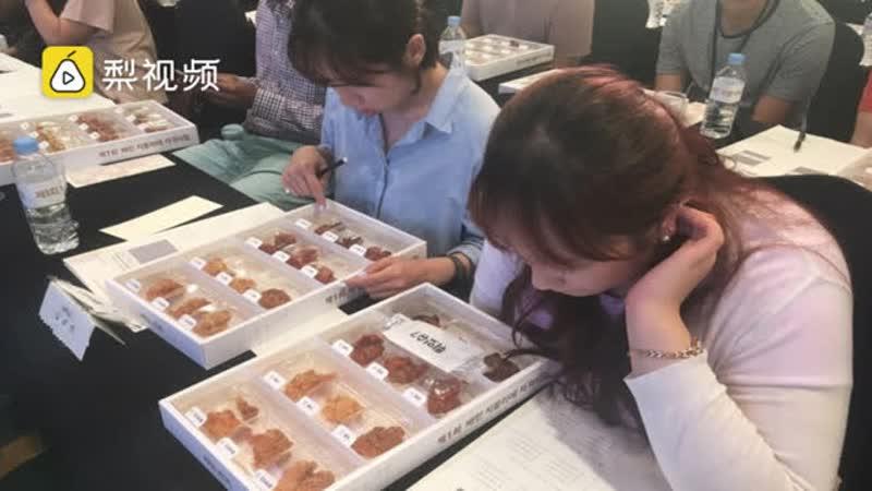 韩国惊现奇葩职业考试:炸鸡鉴定师,听说吃货都去考证了